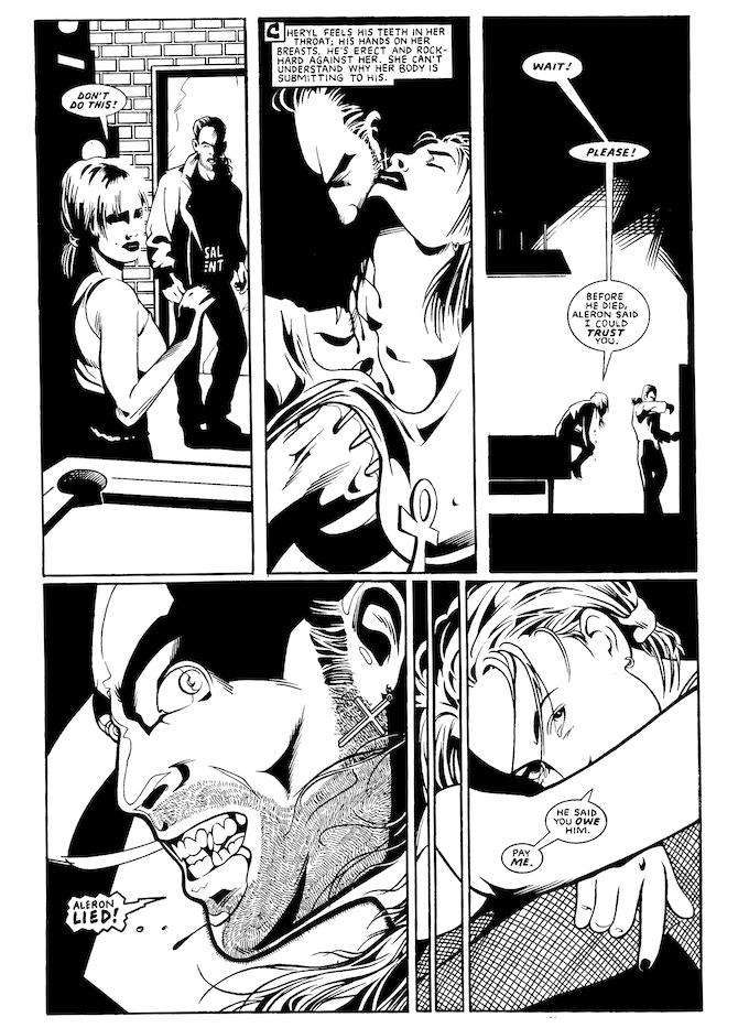 nancy kilpatricks vampyre theater graphic novel by