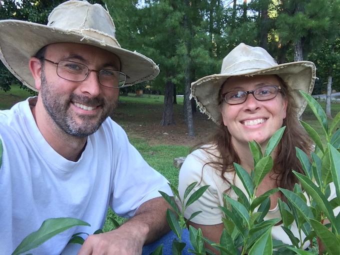 Founders, Steve and Jennifer Lorch