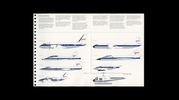 Page 7.9, NASA Aircraft Markings.