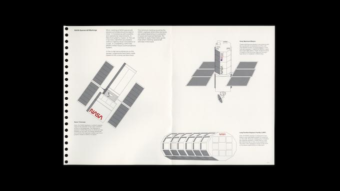 Page 7.11, NASA Spacecraft Markings.