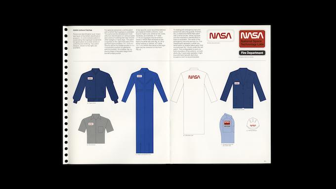 Page 9.2, NASA Uniform Patches.