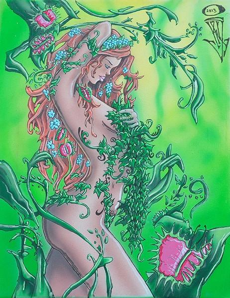 $111 - 11 x 14 print by Kristofer McDermott