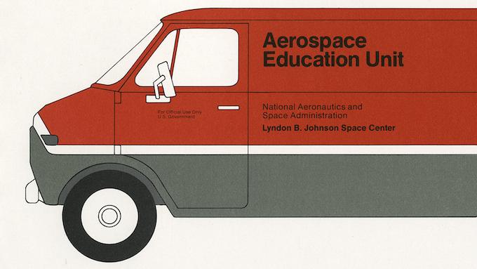 Detail of page 7.7, Aerospace Education Unit.
