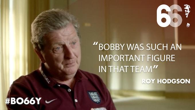 Roy Hodgson (England Manager)