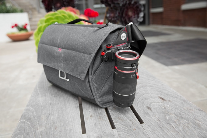 In our opinion, CaptureLENS + The Everyday Messenger is the most convenient, rapid-fire lens changing solution in the world.