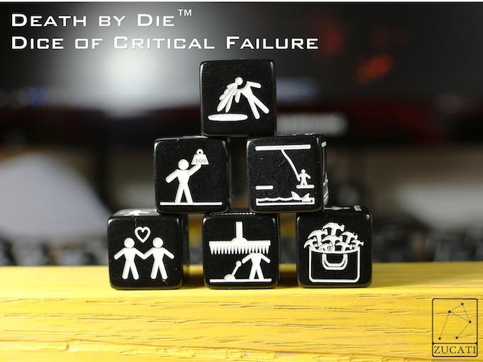Dice of Critical Failure