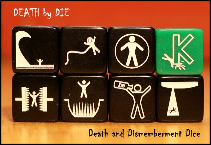Dice of Death and Dismemberment