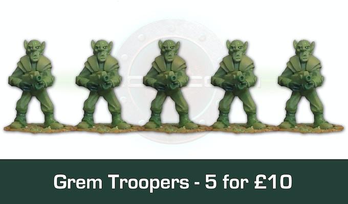 Grem Trooper