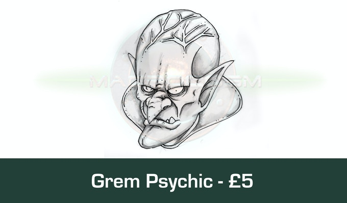 Grem Psychic