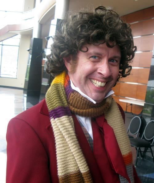 Ronn Smith as The Doctor