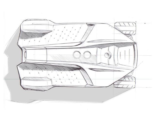 Concept Sketch Top View