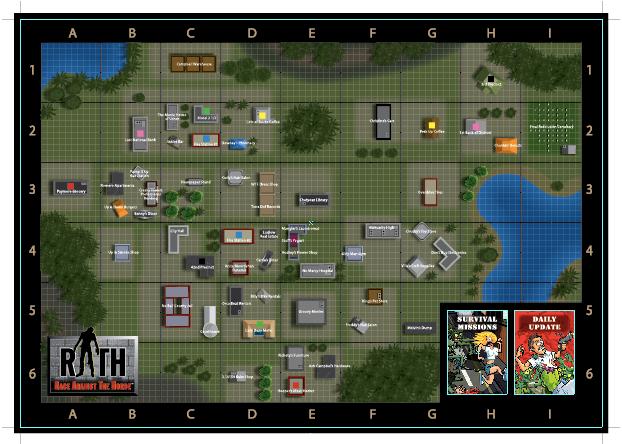 Prototype Game Board