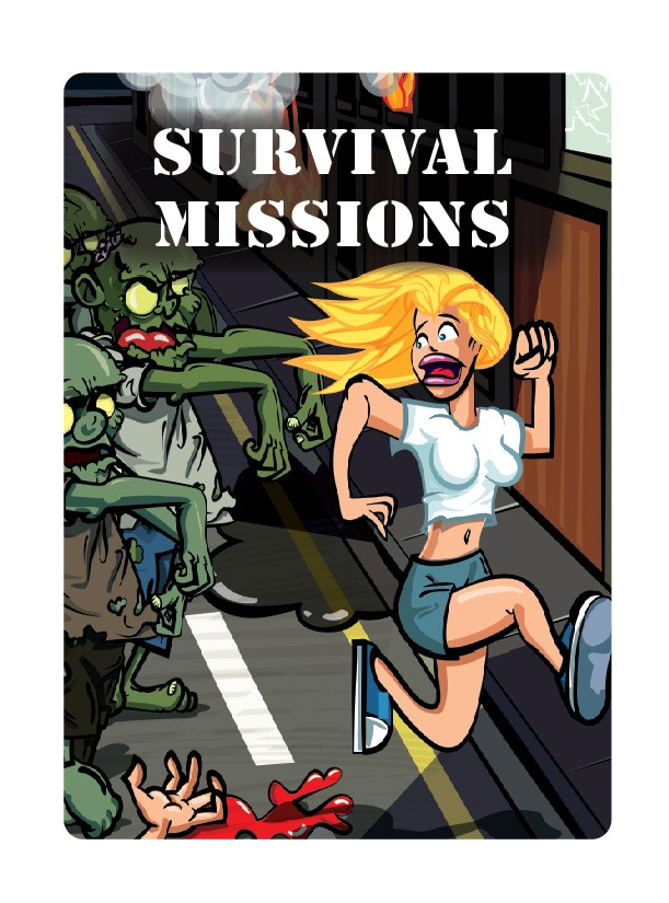 Prototype Survival Missions Card