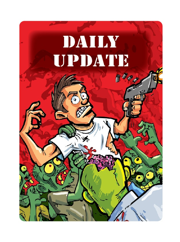 Prototype Daily Update Card