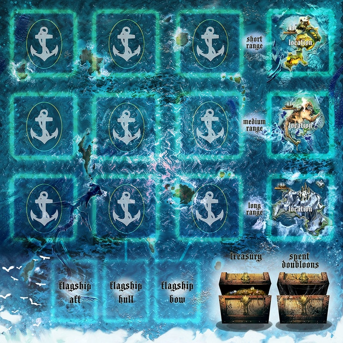 The Incredible Ocean World of Winds of Fortune!