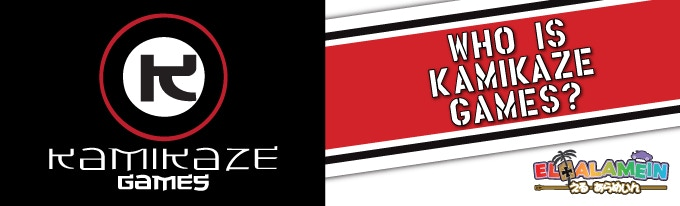 Who is Kamikaze Games?