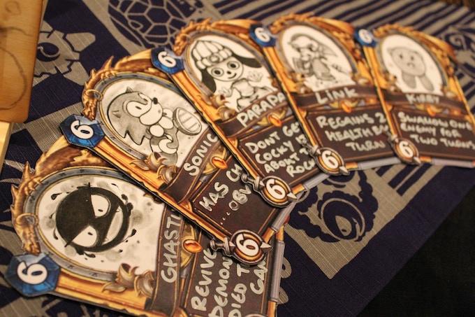 Mulligan Cards