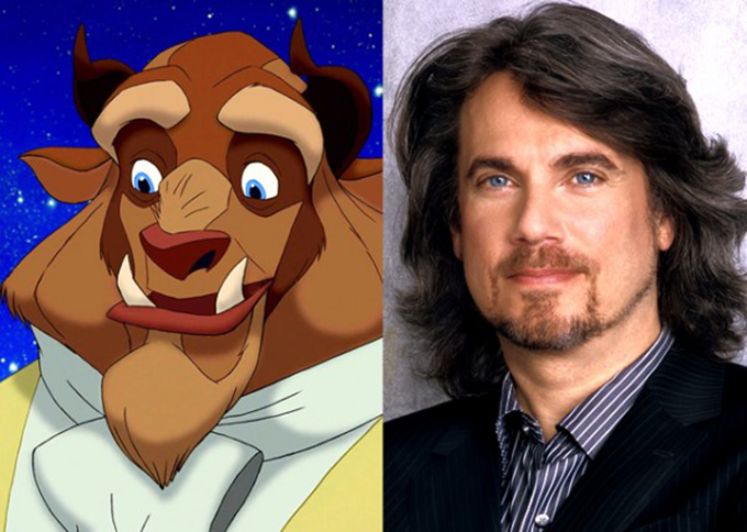 My dad, Robby Benson, is known as the voice of the Beast in Disney's Beauty and the Beast, as 1970's heartthrob in the movies Ice Castles & One on One, director of TV shows such as Friends and Ellen, and songwriter for artists like Diana Ross.