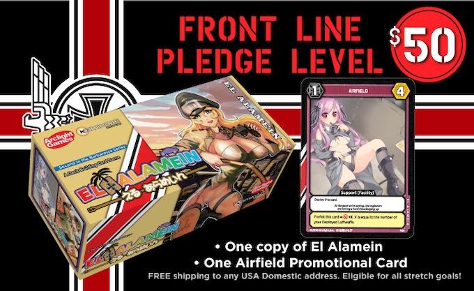 Front Line Pledge Level