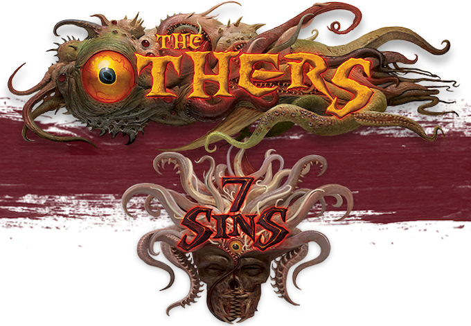 The Others: 7 Sins by CMON — Kickstarter