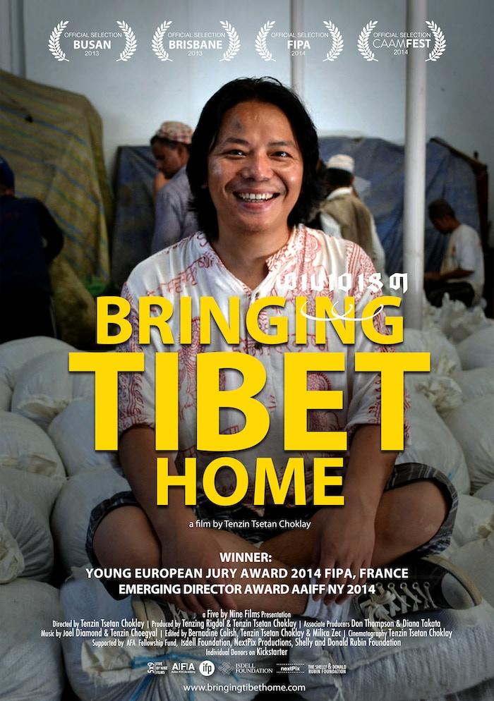 A Tibetan artist smuggles 20 tonnes of native Tibetan soil from Tibet to India for an art project to bring Tibet closer to its people. -Winner: Prix du Jury de Jeunes, FIPA, France 2014 - Winner: Asian American International Film Festival, NY 2014