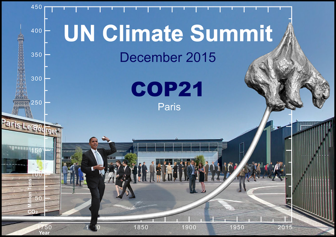 Help make this a reality at COP 21