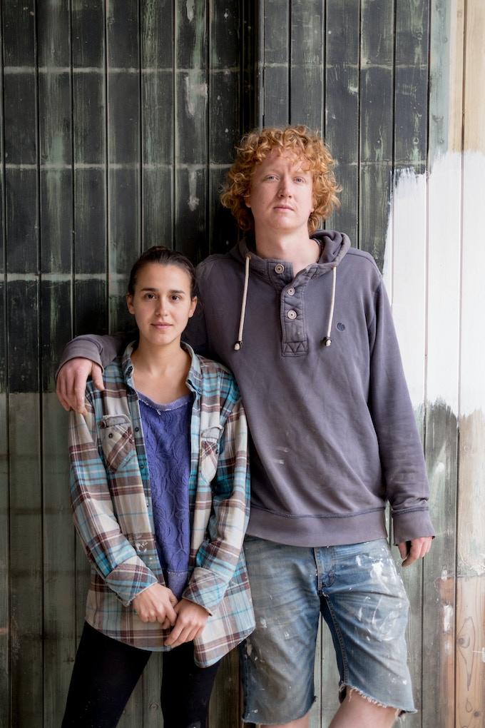 Sashana and Ben