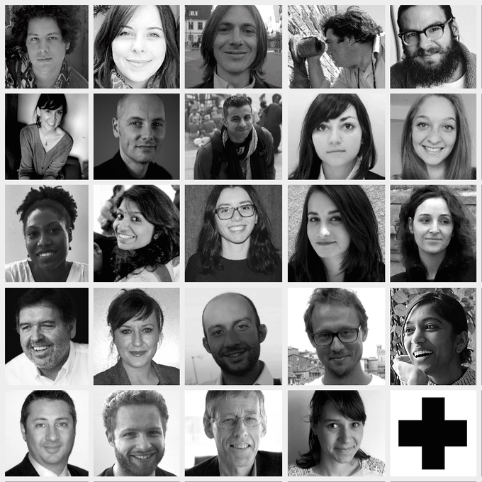 Our international team of collaborators