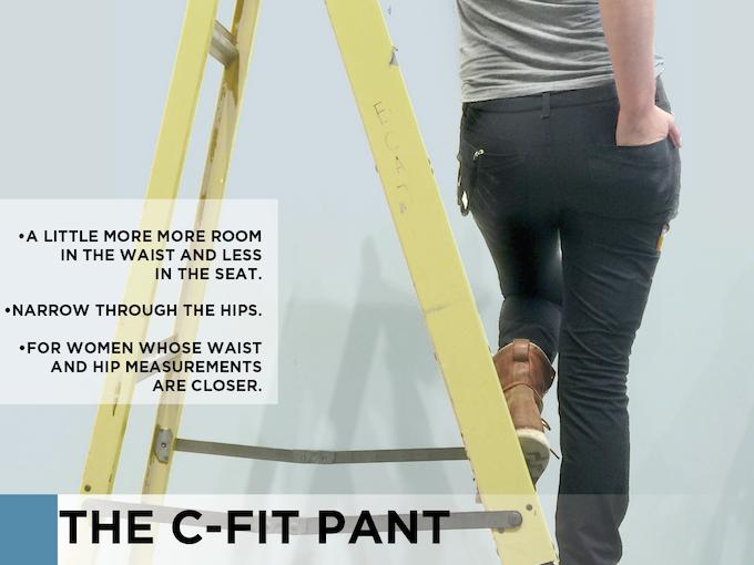"""Chelsea wears a C-Fit size 6. Waist: 32"""" Hips: 38"""""""