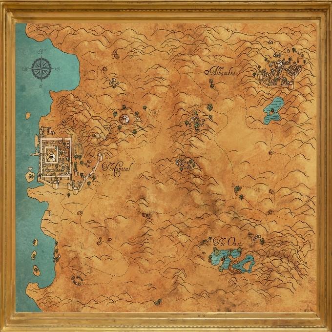 Antinomy Worldmap