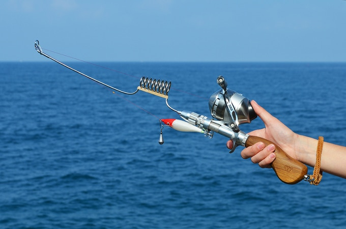 Compact Fishing Systems By Wor My Kickstarter