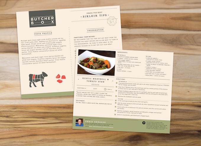 ButcherBox: Open your door to healthy, 100% grass-fed beef