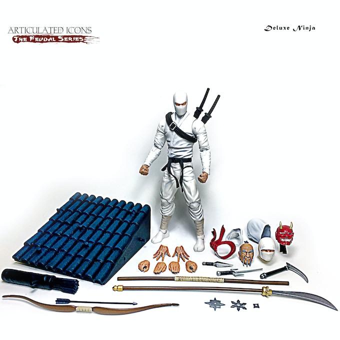 Deluxe Ninja (White)