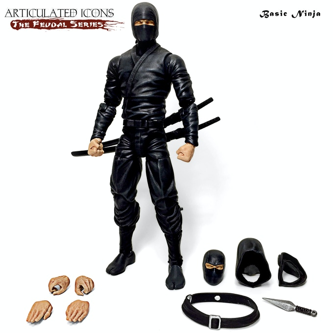 Basic Ninja (Black)