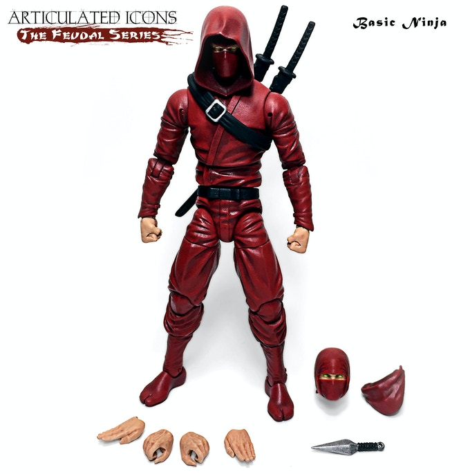 Basic Ninja (Red)