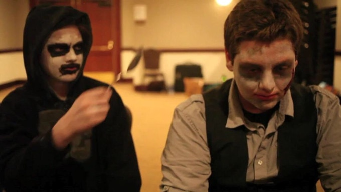 """""""Don't make me kill you with this spoon…"""" Behind-the-Scenes at ScaryCon"""