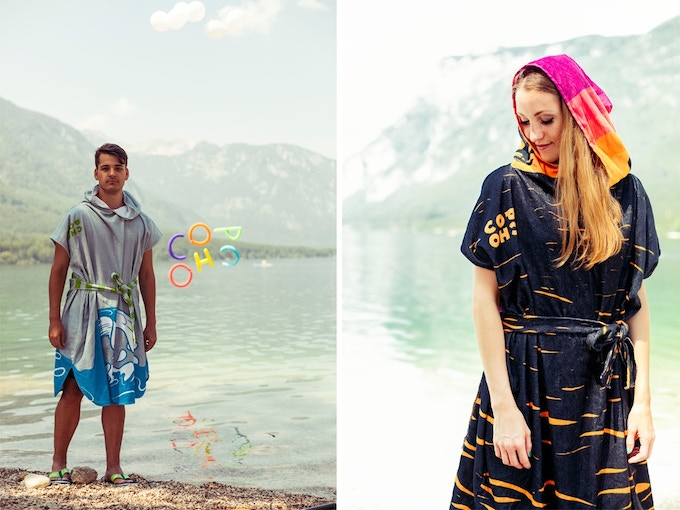 Unisex designs: the Spirit and the Sunset