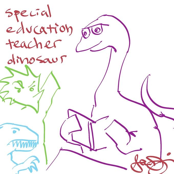Sam J Miller Animal Occupation Sketch
