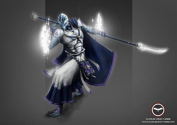 Praesidian Spirit Warrior