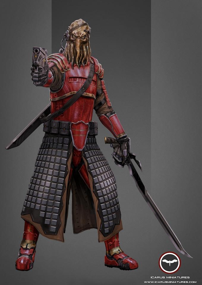 Ji'tar Warrior