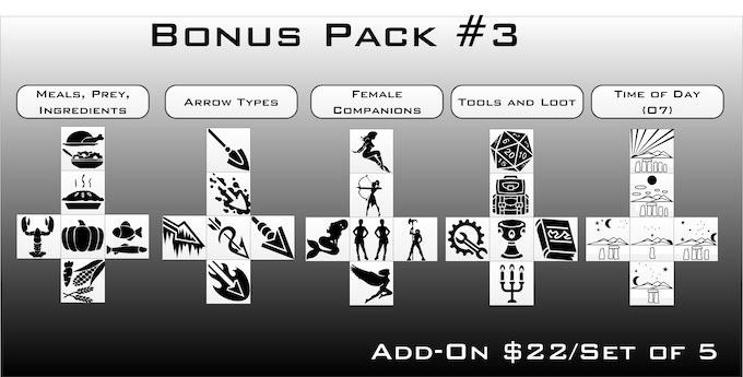 Bonus Pack 3 - Add on for $22