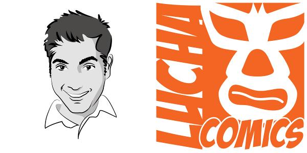 Rodolfo Martinez, Founder of Lucha Comics