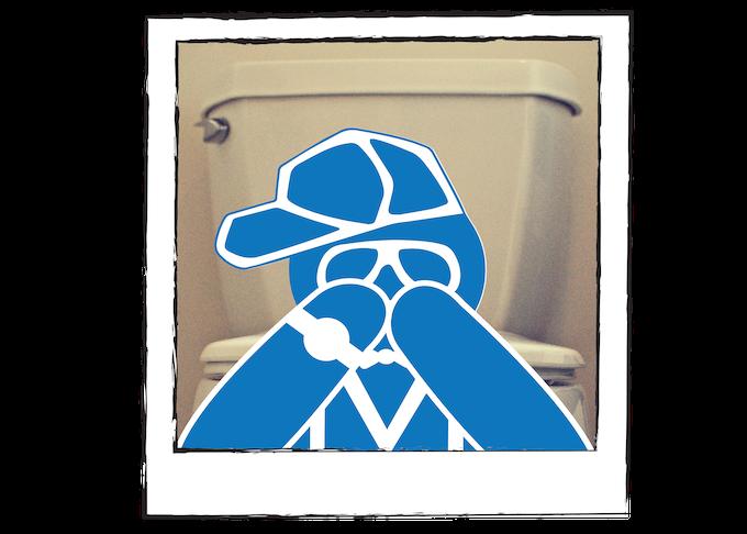 We smell ya, parents: potty training stinks!