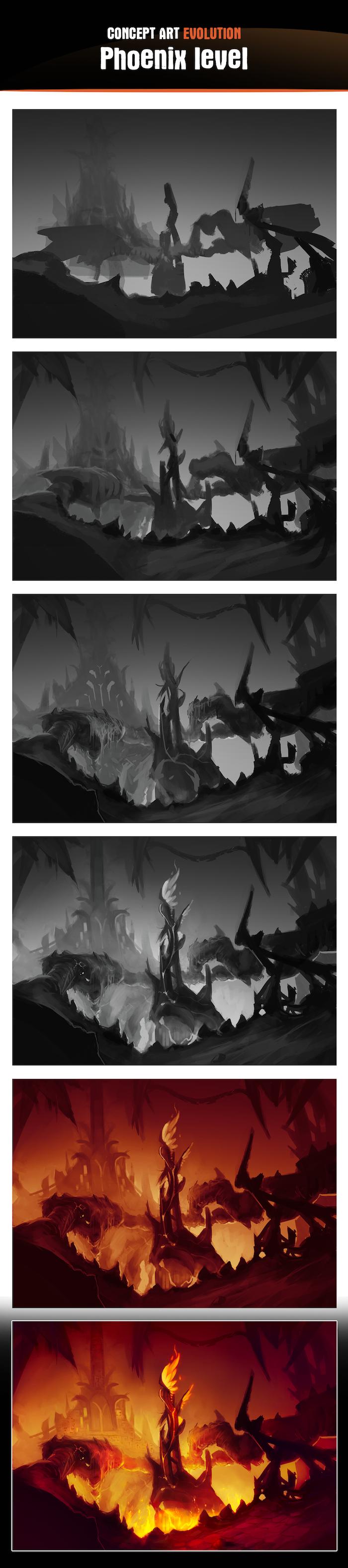 Nephil's Fall by Exordium Games — Kickstarter