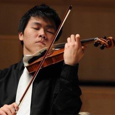 John Shin - Violin 1