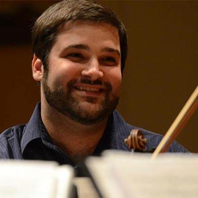 Jakob Hofer - Violin 2