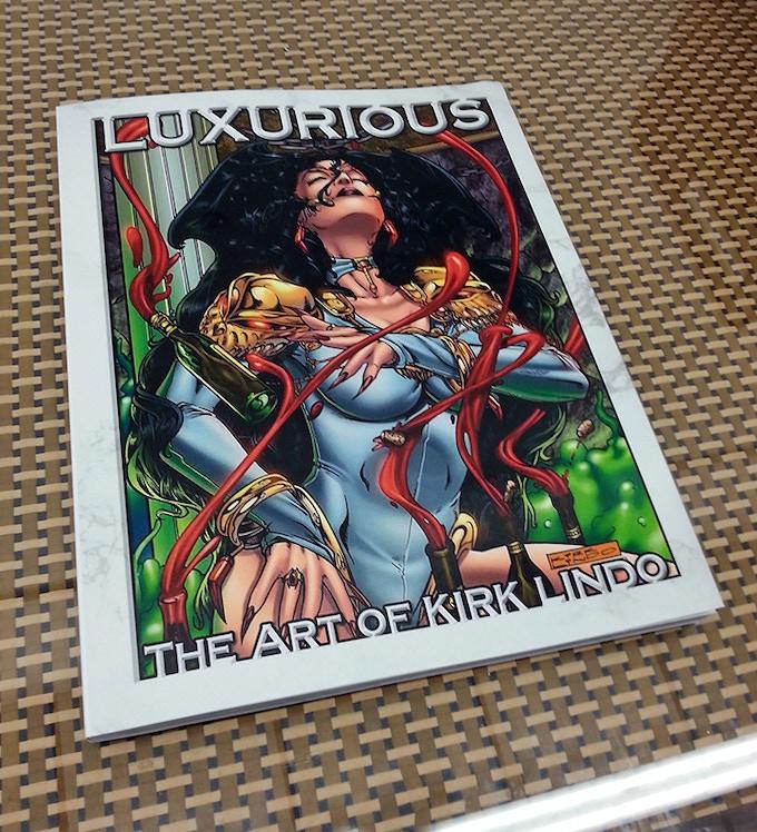 Kirk Lindo's Vampress Luxura: Fall 2015 Restock By Kirk