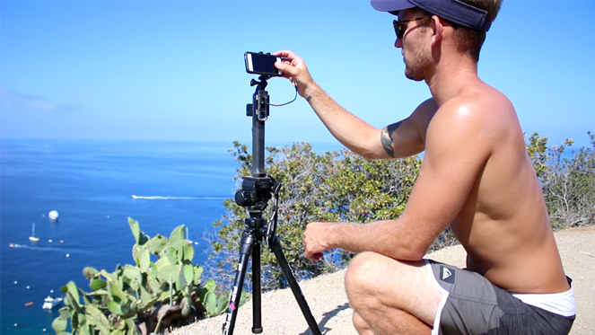 Transform the PowerGrip into an extremely powerful extended time-lapse tool.