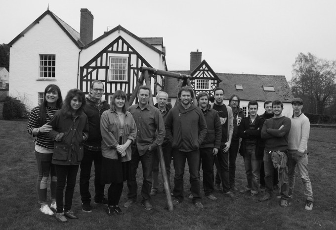All of our brilliant crew!