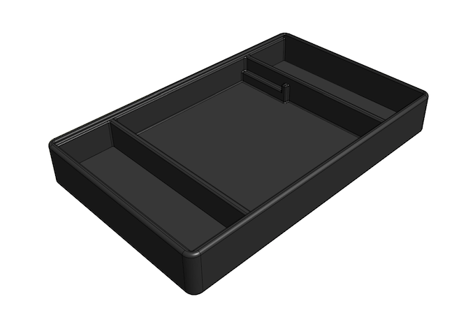 A quality, durable base for all of the other parts to fit into
